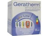 Geratherm Wristwatch bloeddrukmeter pols kleur