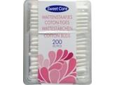 Sweetcare Wattenstaafjes box