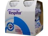 Nutricia Respifor aardbei 125 ml