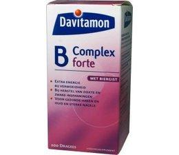 Davitamon Vitamine B complex forte