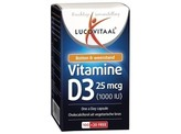 Lucovitaal Vitamine D3 25 mcg