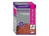 Mannavital Rode rijst Q10 platinum