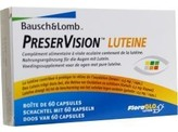 Bausch & Lomb Preservision luteine