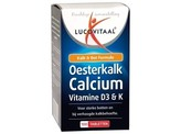 Lucovitaal Oesterkalk calcium tabletten