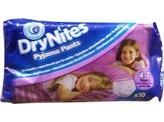 Huggies Drynites girl 4-7 jaar