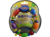 Nuby Speelse bijtketting bug-a-loop