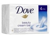 Dove Beauty cream bar regular 4 x 100 gram