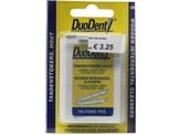 Duodent Tandenstoker hout fine/extra fine dubbelzijdig