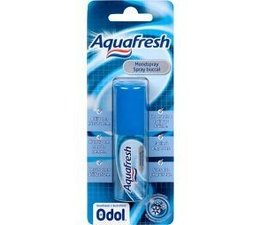 Aquafresh Odol mondspray