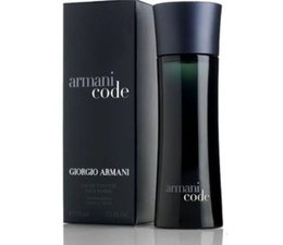 Armani Code eau de toilet vapo men