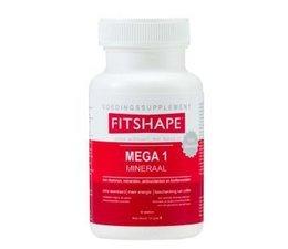 Fitshape Mega 1 vitaminen/mineralen 180TBL