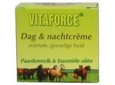Vitaforce Paardenmelk dag / nachtcreme