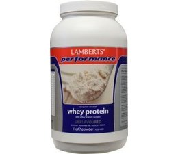 Lamberts Whey protein unflavoured 1000GR