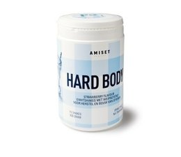 Amiset Hard body aardbei 300GR