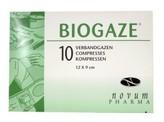 Biogaze Biogaze 10 x 10 cm