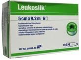 Leukosilk Leukosilk 9.2 m x 5 cm 9569
