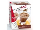 Modifast Intensive milkshake chocolade 9 stuks
