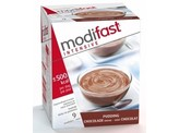Modifast Intensive pudding chocolade 9 stuks