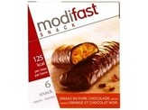 Modifast Control reep pure chocolade/sinaasappel 6x31 gram