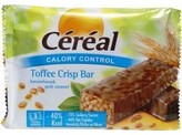 Cereal Toffee crips bar 35 gram