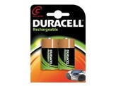 Duracell Rechargeable C HR14