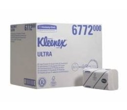 Kleenex Handdoek wit 30 x 94 stuks 21.5X41.5CM 6772