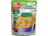 Cereal Soy quinoa bulgur indische wijze