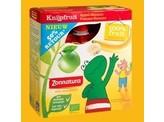 Zonnatura Knijpfruit appel/banaan kikker 85 gram