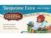 Celestial Season Sleepytime extra wellness tea