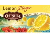 Celestial Season Lemon zinger herb tea