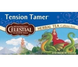 Celestial Season Tension tamer herb tea
