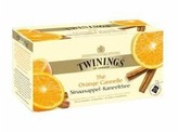 Twinings Sinaasappel kaneel thee