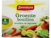 Zonnatura Groentebouillon tablet 11 gram