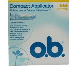 OB Tampons pro comfort normaal applicator