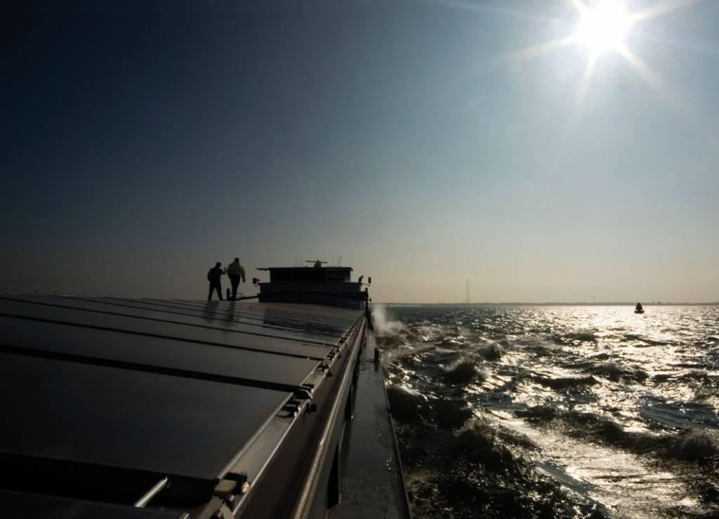 Project Binnenvaartschip