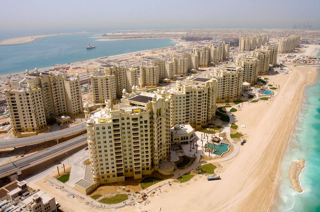 Project Shoreline Apartments Palm Jumeirah Dubai