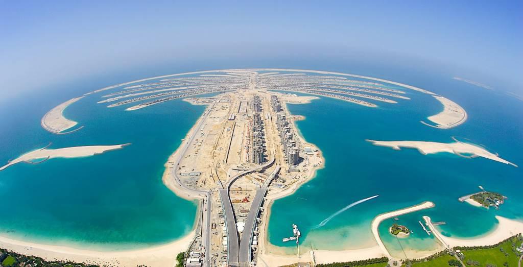 Project Kust Apartmenten Palm Jumeirah Dubai
