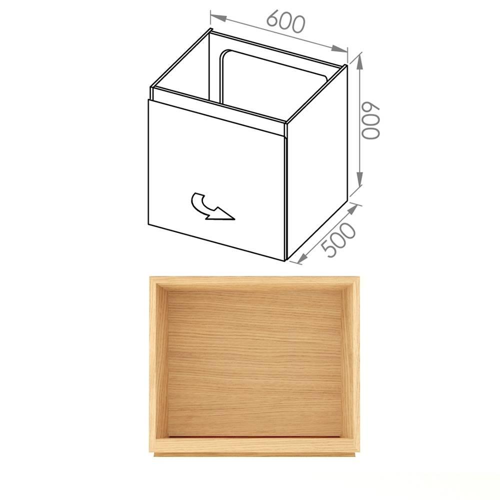 Simple 60x50x60 R