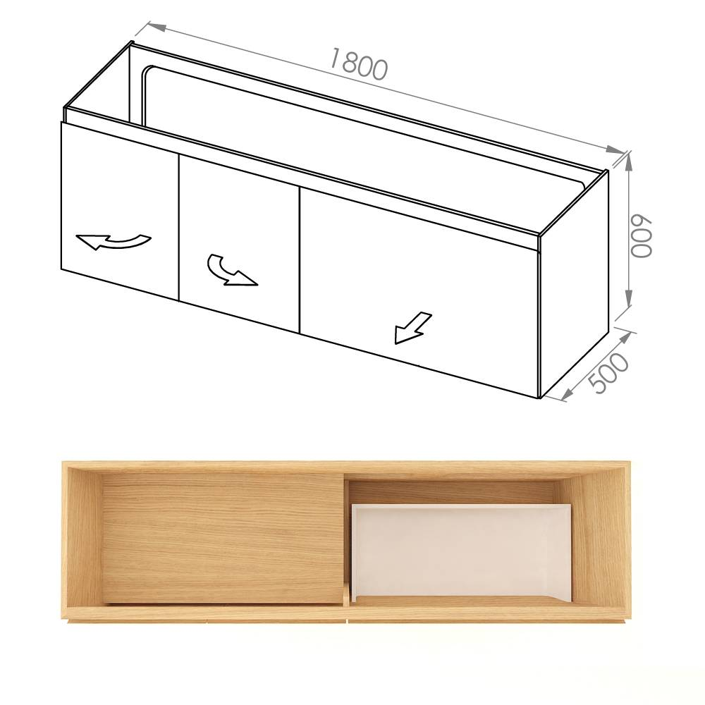 Simple 180x50x60 LRD