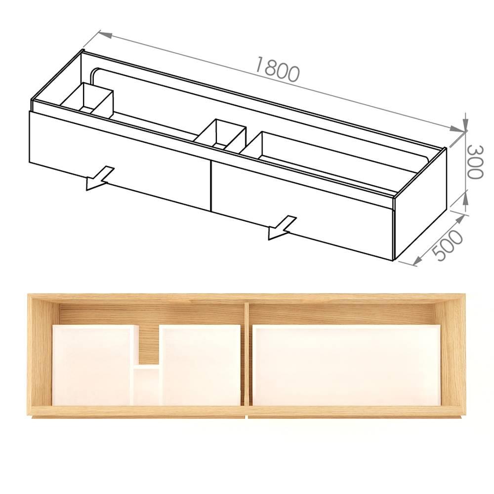 Simple 180x50x30 UDD
