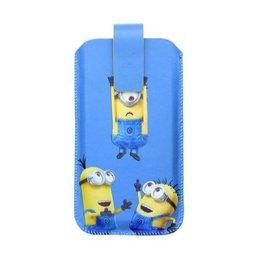 Minions Hanging telefoonhoesje universeel