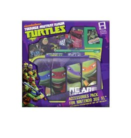 Teenage Mutant Ninja Turtles 5-in-1 3DS/XL set