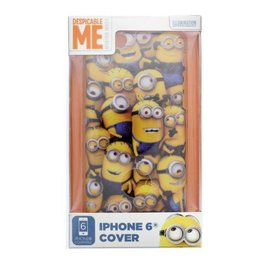 Minions Multi iPhone 6/S clip case