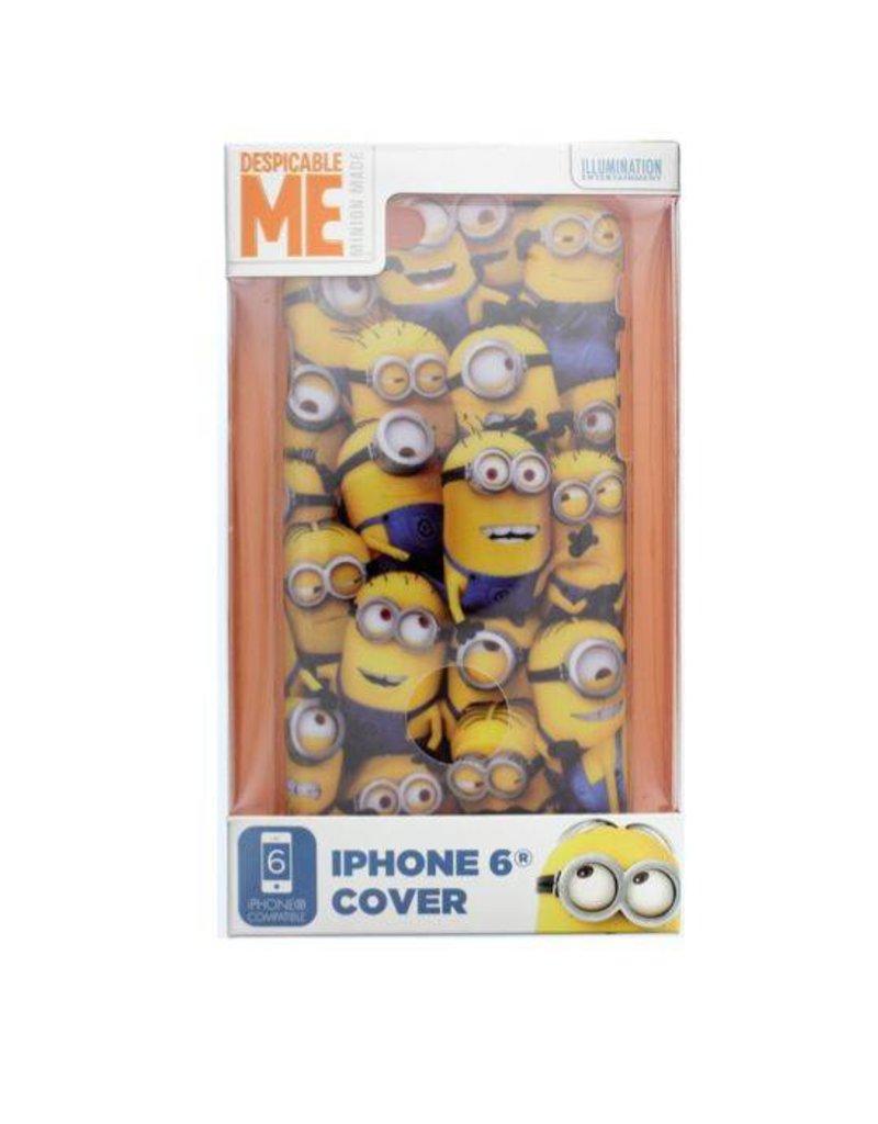 Minions Multi iPhone 6/S clip case