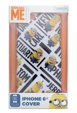 Minions Names iPhone 6/S clip case