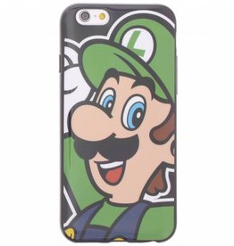 Super Mario Luigi iPhone 6/S clip case