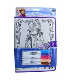 "Frozen Colouring tablet case (10/11"")"