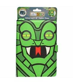 "Snake tablet case with lenticular eyes (7/8"")"