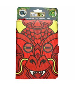 "Dragon tablet case with lenticular eyes (7/8"")"