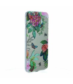 Botanical Bloom - clear case (iPhone 6/7)